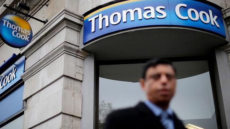 وكالة الأسفار 'توماس كوك' تعلن إفلاسها