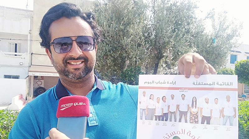 قائمة 'إرادة شباب اليوم' تتعهد بتشديد الرقابة على مصانع في بن عروس