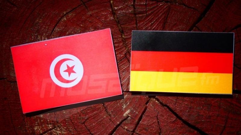ألمانيا وتونس