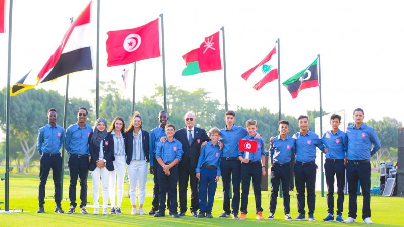 البطولة العربية للقولف: تتويج تاريخي لفتيات تونس في القاهرة