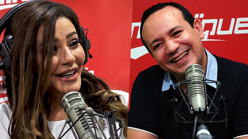 بيّة الزردي: 'خروج علاء الشابي من الحوار صدمني'