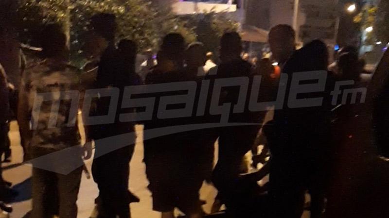 مونبليزير: إيقاف 3 أشخاص اثر مناوشات مع أنصار النهضة