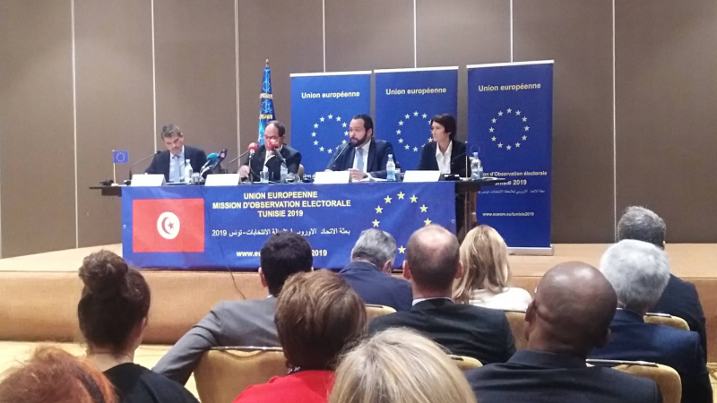 بعثة الاتحاد الأوروبي: تونس نموذج الديمقراطية إقليميا وعربيا