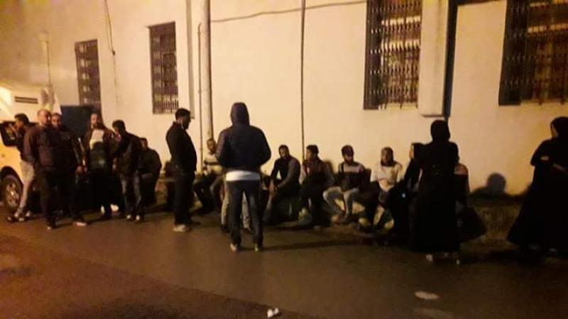 منوبة: وقفة إحتجاجية أمام هيئة الإنتخابات للمطالبة بإعادة فرز النتائج
