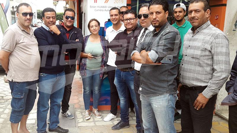 القيروان: ممثلو ورؤساء قائمات يطالبون بإعادة الفرز