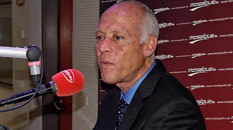 رضا 'لينين' : من المنطقي أن يستأنف قيس سعد حملته الرئاسية