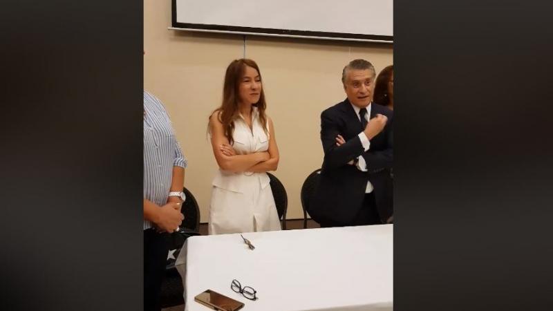 في أول ظهور لنبيل القروي: كان نولي رئيس أكبر ضمان لتونس هي سلوى