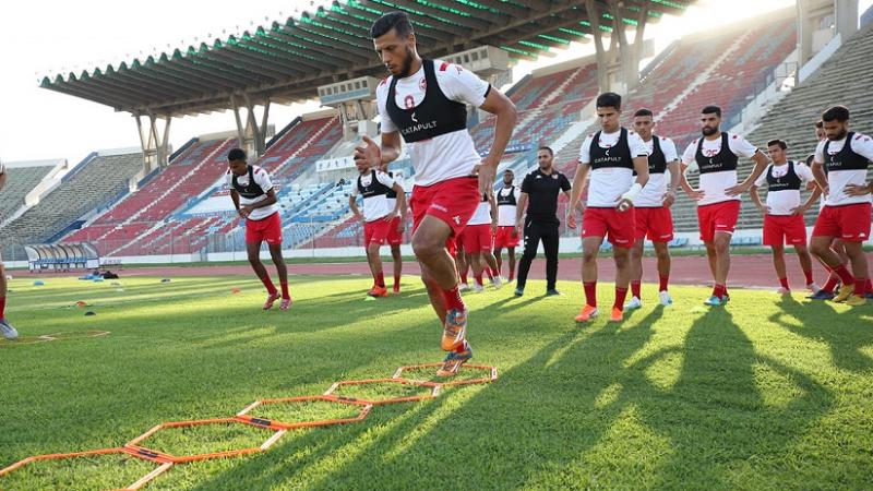 شان 2020 : قائمة اللاعبين المحليين المدعوين للمباراة ضد ليبيا