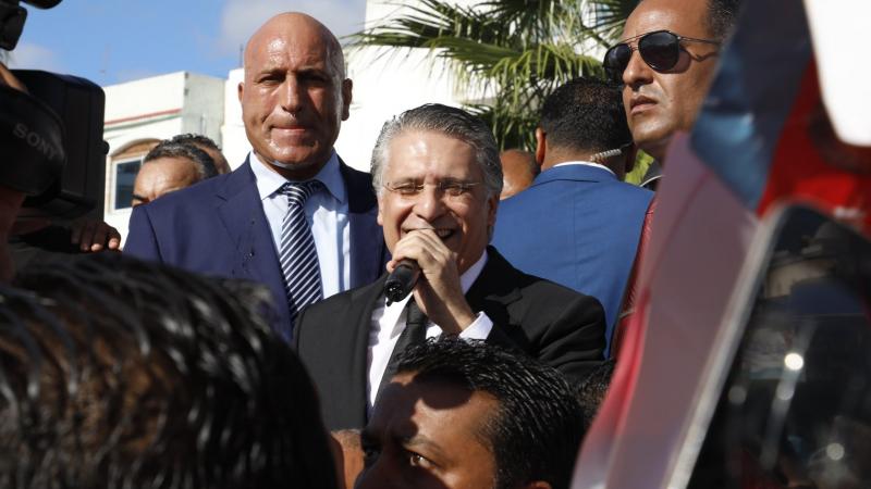 نبيل القروي: ''تعذبنا وقيت باش يخرج من بنزرت رئيس''