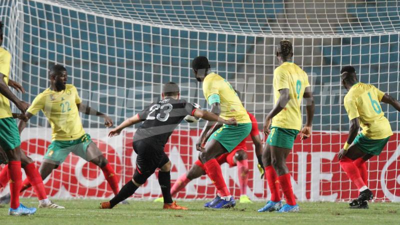 ودي: التعادل يحسم مباراة تونس والكاميرون