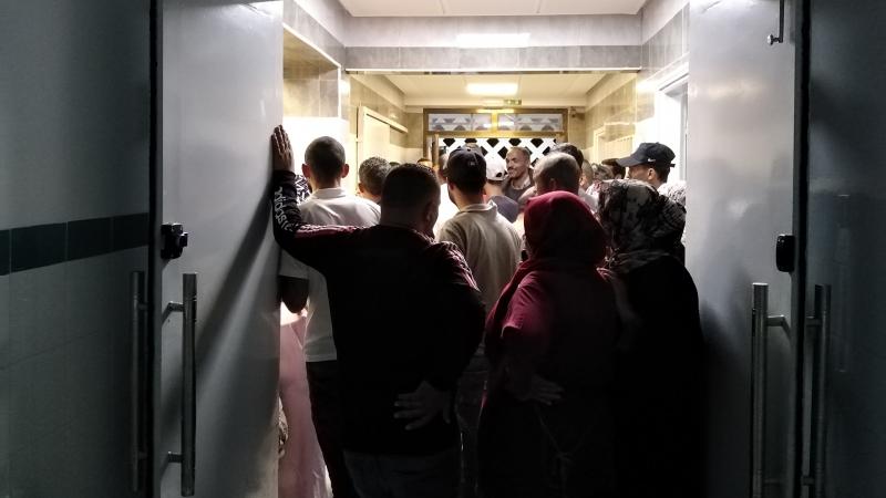 لقيروان: إحالة الأب وابنته على الإنعاش بسبب انفجار قارورة غاز