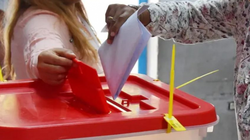 أكثر من 57 بالمائة نسبة المشاركة في الإنتخابات