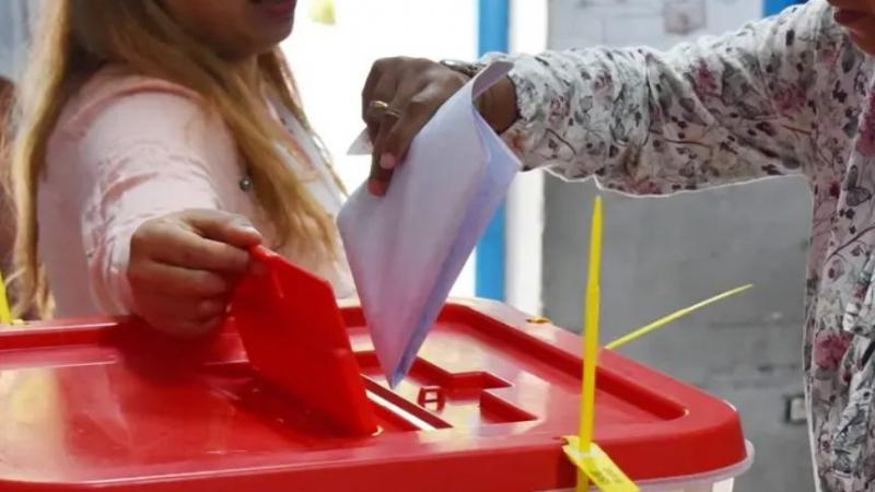 نسب التصويت حسب الدوائر الإنتخابية