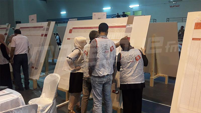 مدنين: النتائج الأولية للانتخابات الرئاسية في دورتها الثانية
