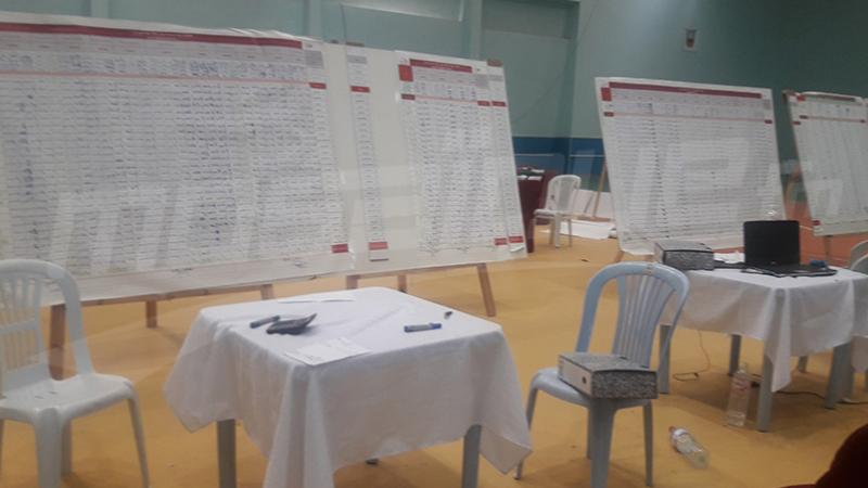 نتائج أولية للانتخابات الرئاسية في دائرة قفصة