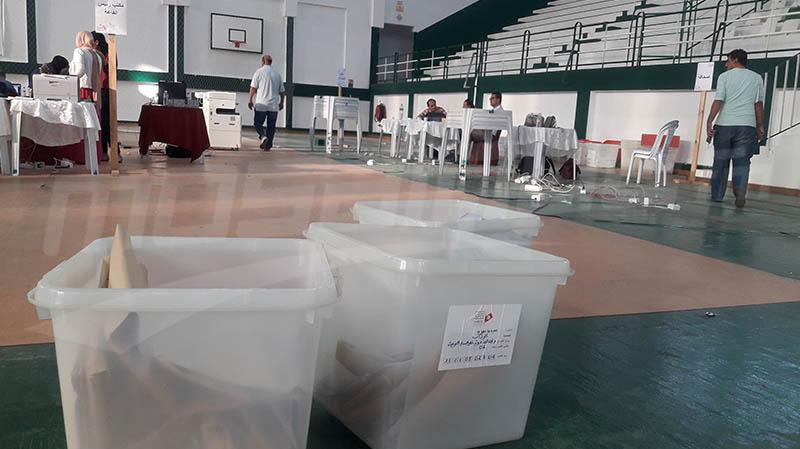 النتائج الأولية للانتخابات الرئاسية في القيروان