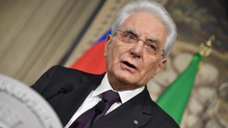 الرئيس الإيطالي يهنّئ قيس سعيد