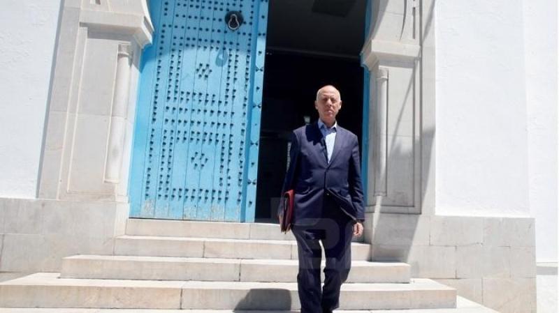 رحلة قيس سعيد من مدارج الجامعة إلى قصر قرطاج