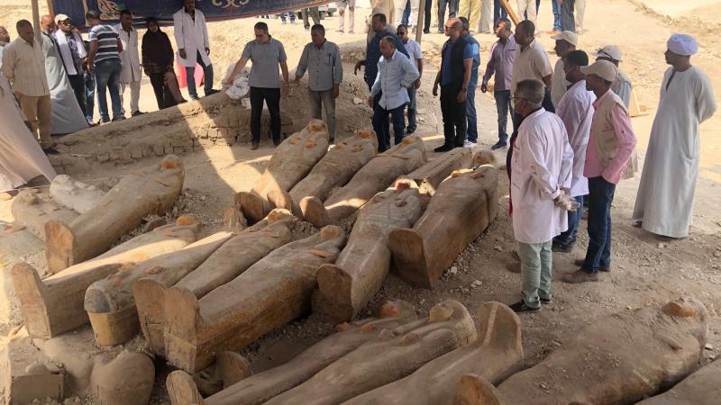 الأضخم منذ سنوات: إكتشاف أثري هام في مصر