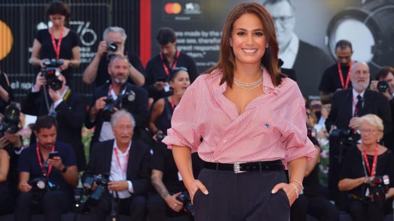هند صبري تحصد جائزة ثانية عن بطولة فيلم تونسي