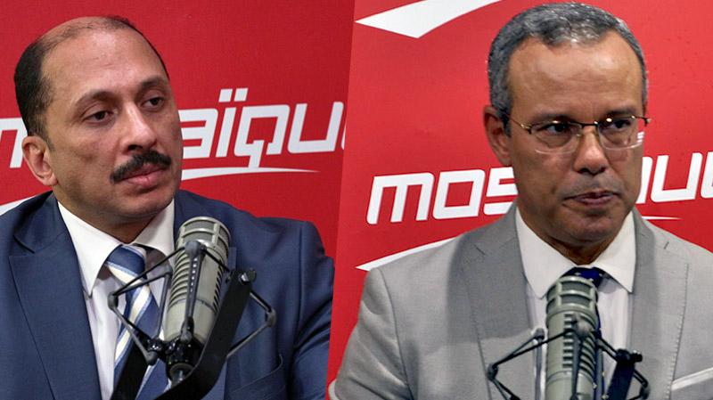 محمد عبو وعماد الخميري في ميدي شو اليوم