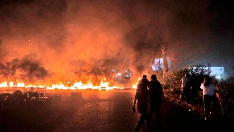 قتيلان وعشرات الجرحى إثر تصاعد المواجهات في لبنان