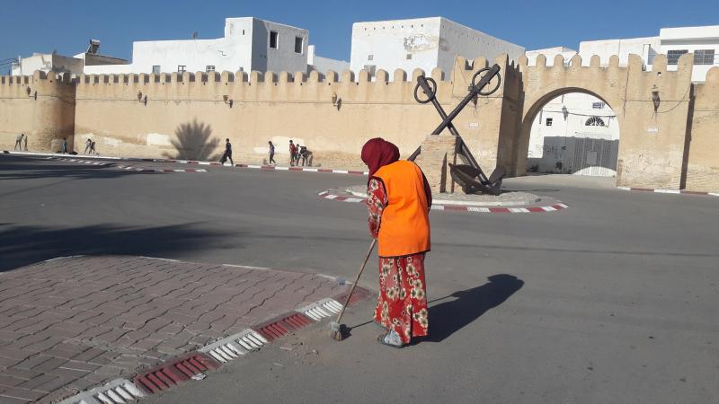 تونس تتجمّل: عودة الوعي أم حملة عابرة؟