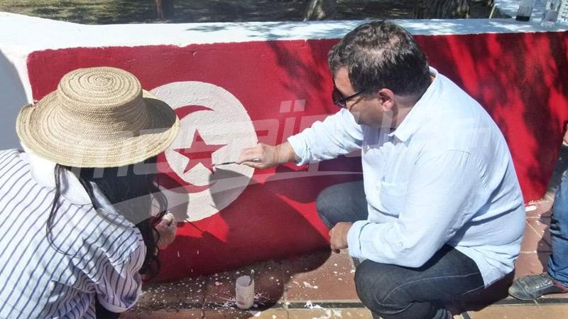جربة: وزير السياحة يشارك في حملة نظف بلادك