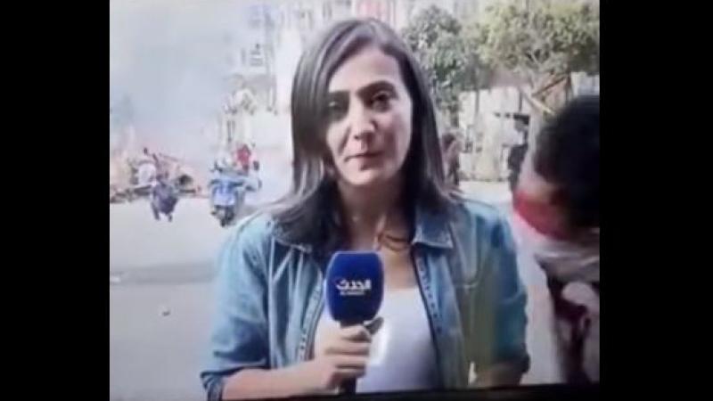 قبلة لمراسلة.. طلب زواج.. وطرائف: اللبنانيون يشدون العالم