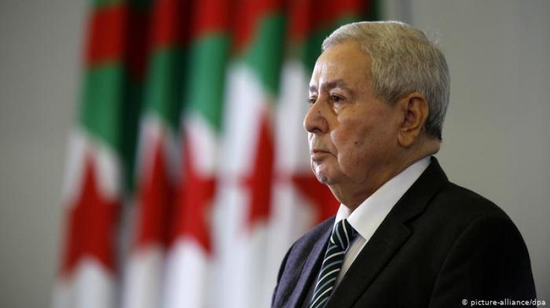 الرئيس الجزائري يؤكد تحقيق الجزء الأكبر من مطالب الشعب
