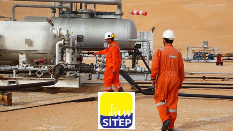 بداية من الليلة: إضراب وقطع للإنتاج في شركة ''سيتاب'' النفطية