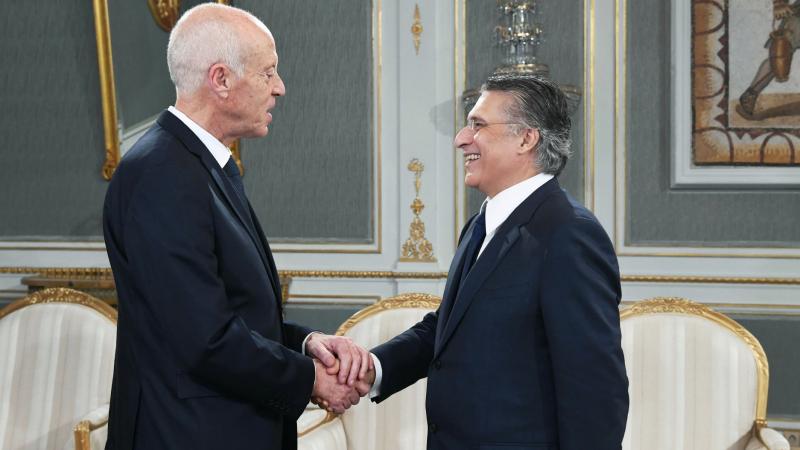 نبيل القروي: قلب تونس داعم لرئيس الجمهورية