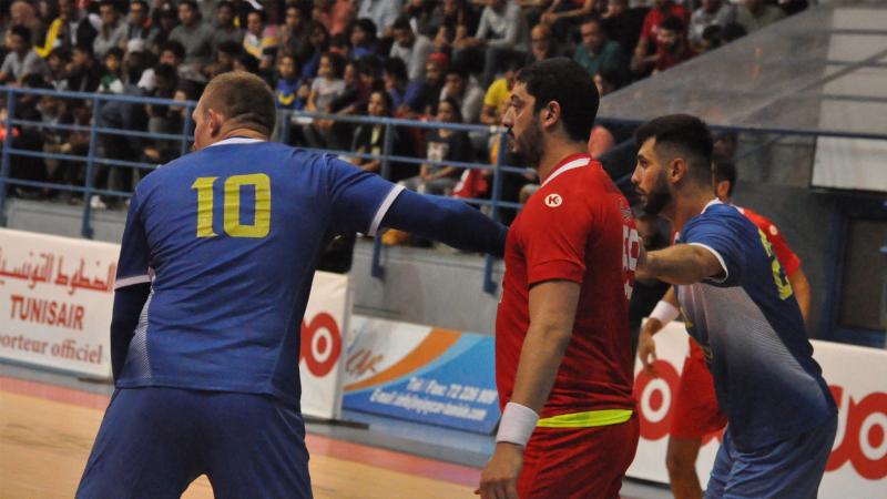 في ثاني الوديات : منتخب كرة اليد يهزم أوكرانيا