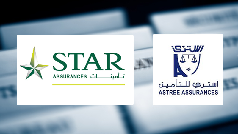شركتا التأمين 'ستار' و'أستري' من بين أفضل 50 تأمين افريقية
