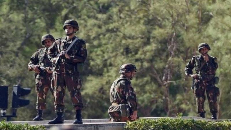 القضاء على 3 ارهابيين في عملية واسعة للجيش الجزائري
