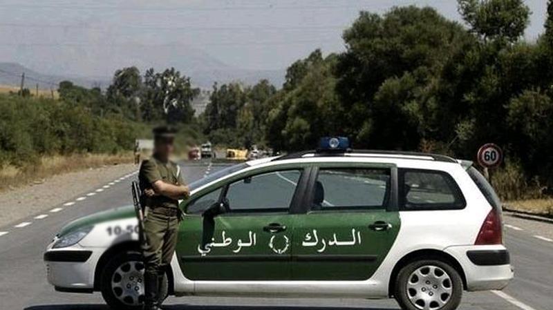 أمن جزائر