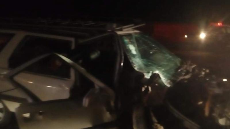 بينهم رضيعان: إصابة ستة أشخاص في اصطدام سيارتين