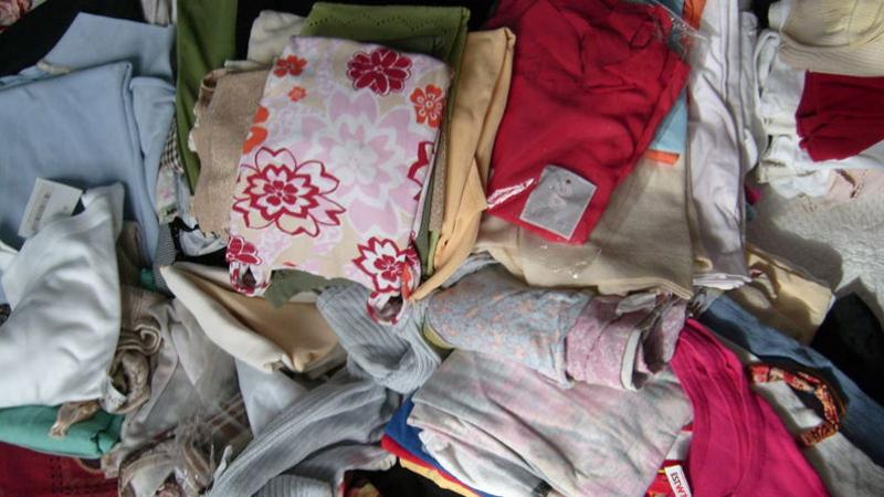 زغوان : إحباط عملية تهريب ملابس جاهزة بقيمة 35 ألف دينار