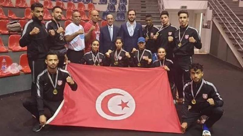 تونس تتربع على عرش الكيك بوكسينغ العربي