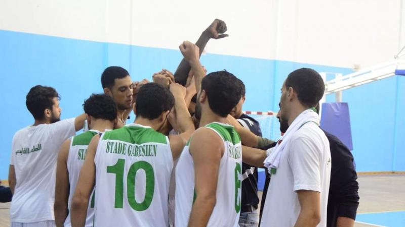 فرع كرة السلة بالملعب القابسي :وضعية مادية صعبة