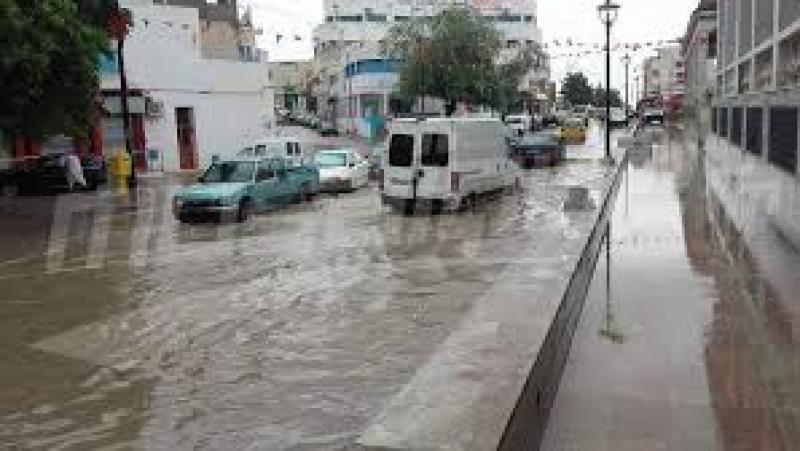 تعليق الدروس بعدّة ولايات بسبب الأمطار