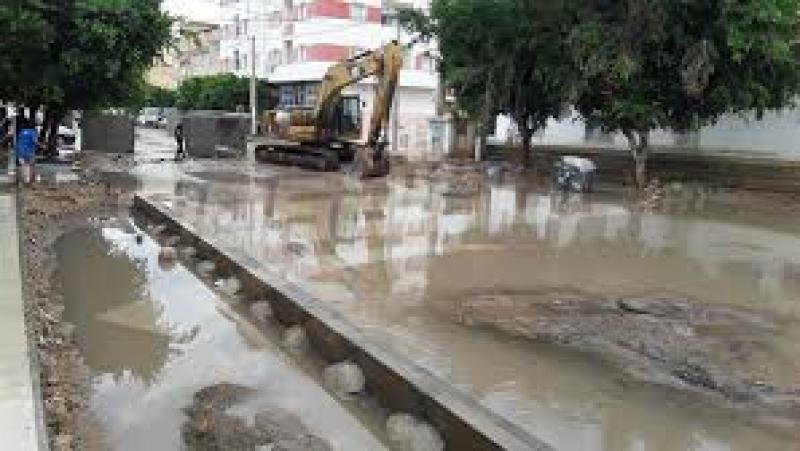 التجهيز: إجراءات لتأمين التدخلات خلال نزول الأمطار