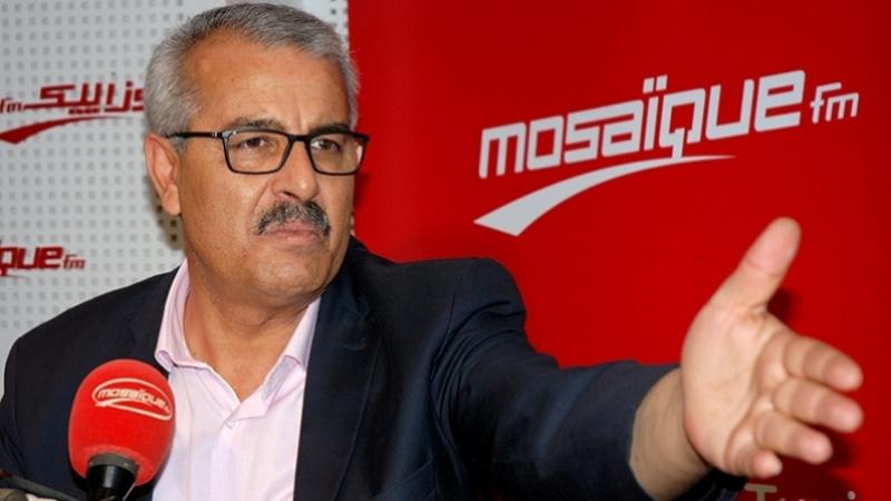 الشفي: اتحاد الشغل لن يبقى مكتوف الأيدي أمام حملات التشويه الممنهجة