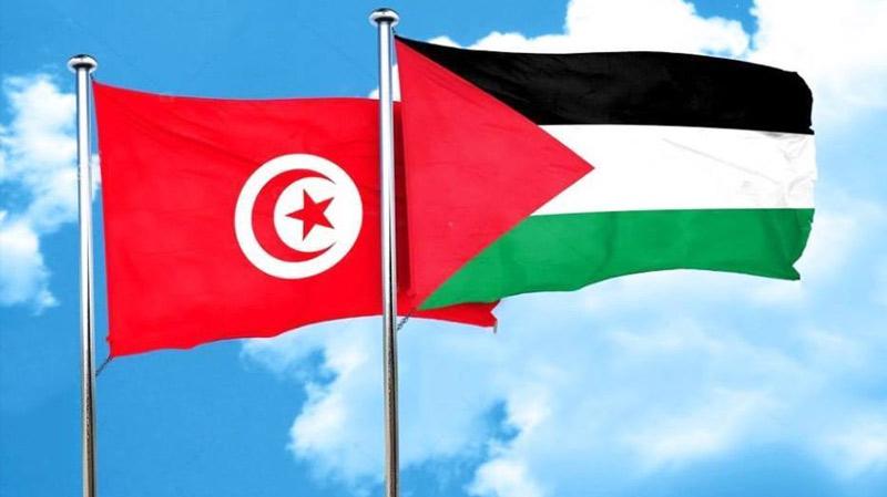 تونس تدين كل أشكال العدوان على الشعب الفلسطيني