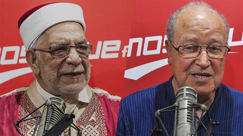 مصطفى بن جعفر -عبد الفتاح مورو