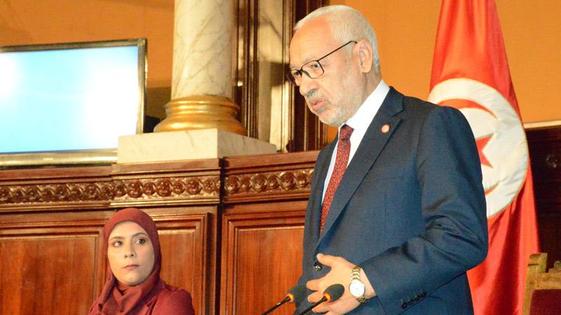 راشد الغنوشي رئيسا للبرلمان