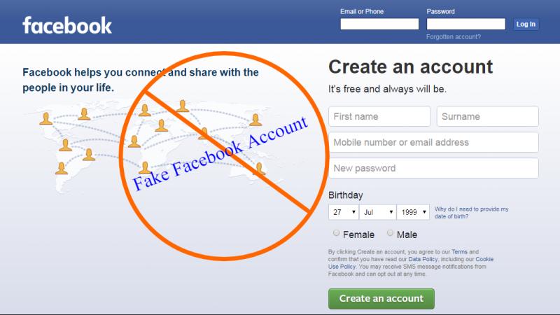 فيسبوك تحذف 3.2 مليار حساب مزيف