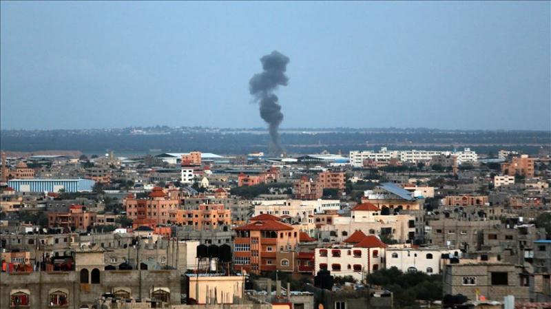جيش الإحتلال الإسرائيلي يعلن انتهاء عملية ''الحزام الأسود'' في غزة