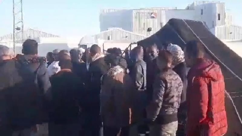 احتقان في قصر عون إثر استجواب شباب محتج