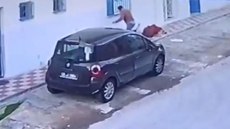سوسة: القبض على منحرفين اعتديا على عجوز في براكاج !